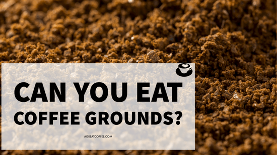 can you eat coffee grounds